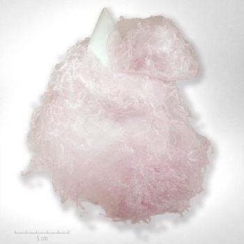 Grande étole de soie transparente, rose poudré céleste, féérique et habillé. Accessoire glamour pétillant et sensuel, femme et enfant. Zor paris
