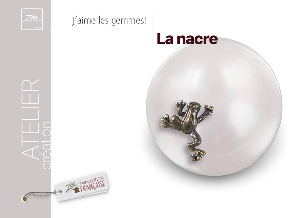 Bijoutier artisan, luxe fantaisie Haut de gamme et pierres fines naturelles. Collection nacre, signification symbolique. Création Zor Paris 02, blog