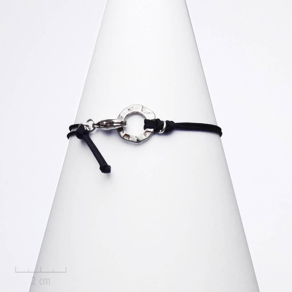 bracelet homme lien coulissant