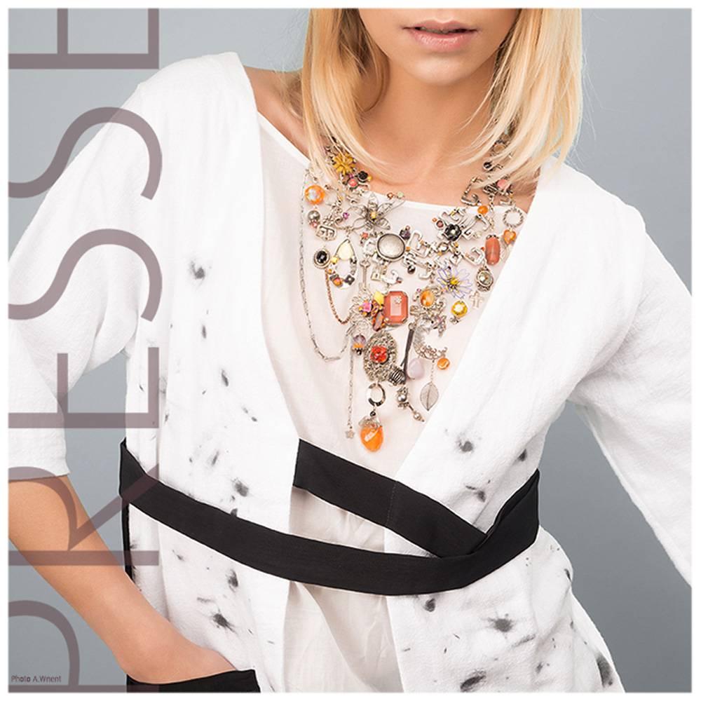 Création de collier fantaisie sur mesure : Le challenge artistique bijoux zor Paris