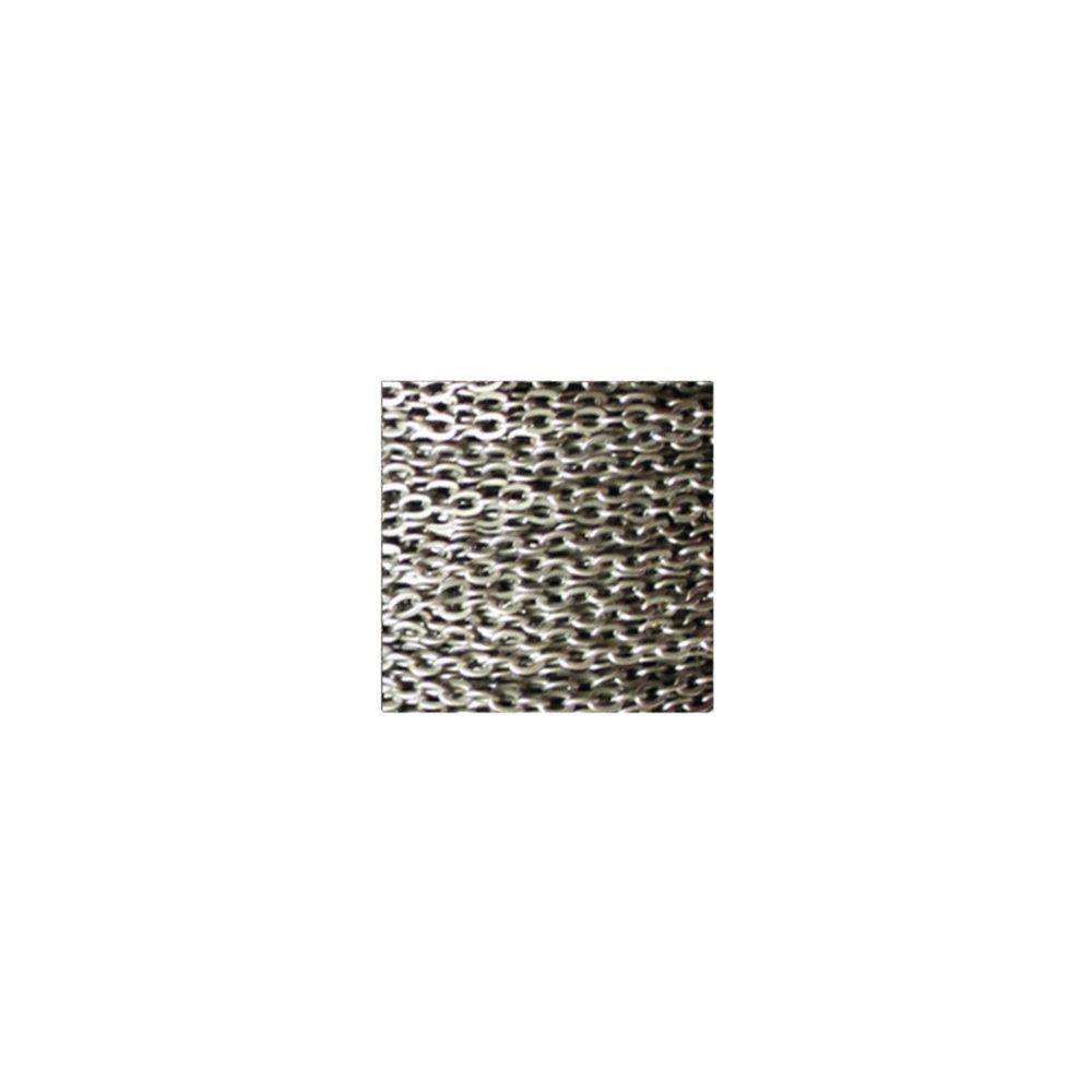 Collier femme, enfant, chaîne fine simple pour pendentif tendance rétro, moderne, classique, rock ou glamour. Bijou argent antique. Création Zor & Sébicotane, France