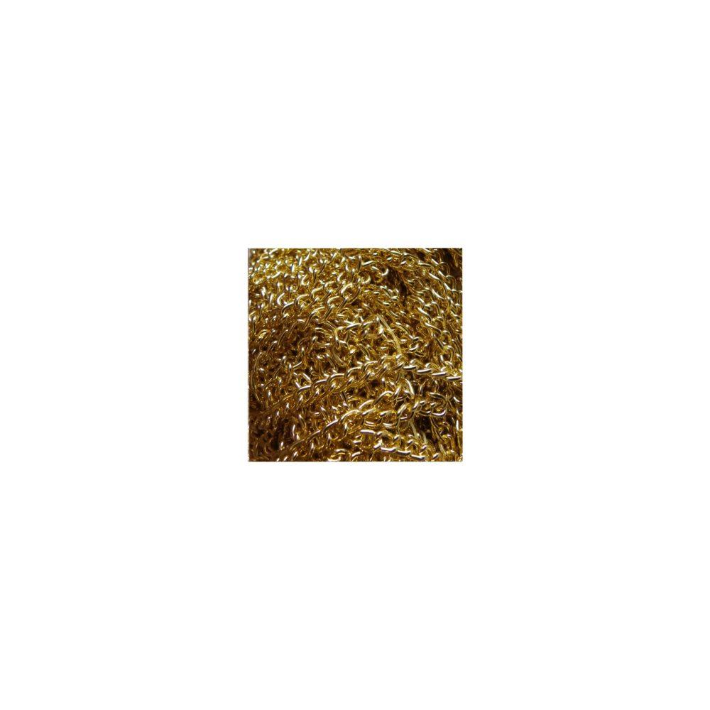 Collier chaîne fine, doré à l'or fin, pour hommes à customiser avec un pendentif. Style moderne chic, classique ou rock au masculin. Création Zor Paris