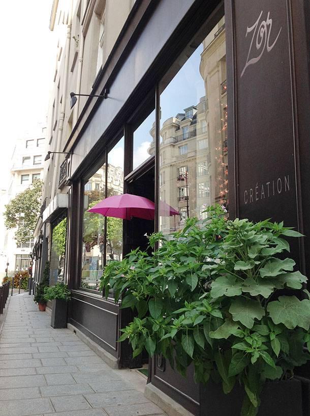 Zor Bijoux, boutique Boudoir intime et précieux, 35 rue d'Aboukir à Paris 02. MetroSentier, Bourse, Les Halles, Etienne Marcel, Louvre