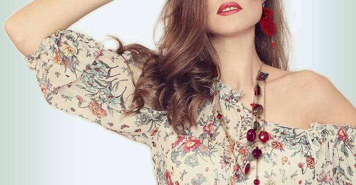 Bijoux fantaisie style boheme