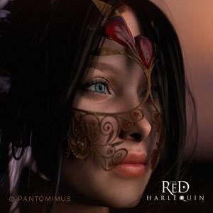 Bijou Arlequin Rouge