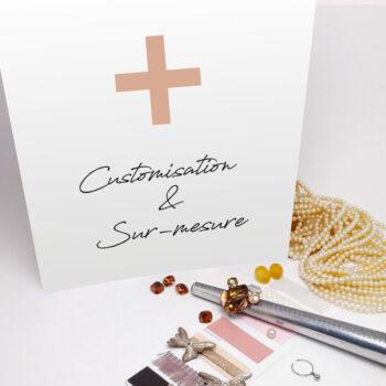 Option, customisation, personnalisation, réparation, sur-mesure: création de bijoux et d'accessoires de mode. Atelier Zor Paris 2